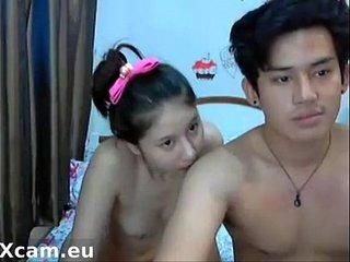 asian couple fucking and sucking - teenxcam.eu