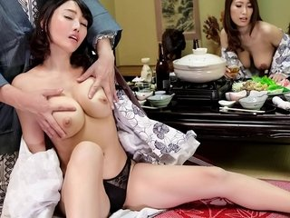 Japanese wife swop more hot springs (Uncensored)