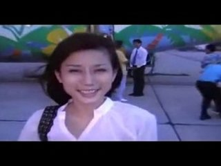 Asian escort with white dude