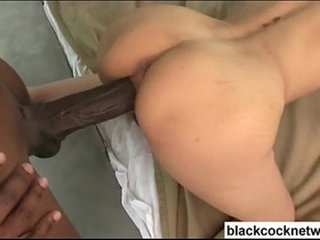Asian pornstar and 14 inch black cock